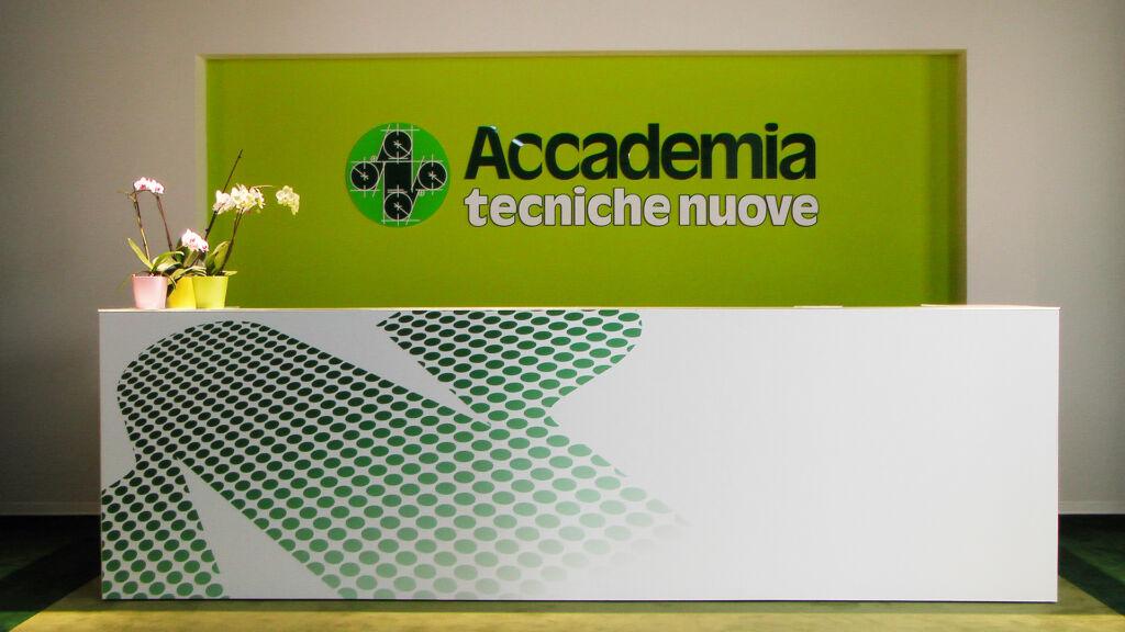 sede accademia tecniche nuove reception