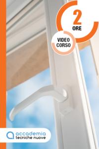 serramenti in PVC costruzione e prestazioni V